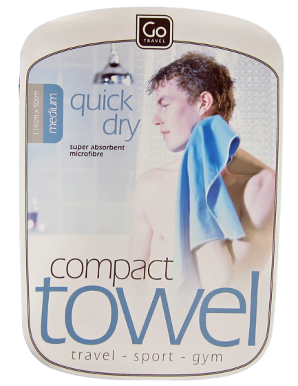 Travel Towel - Medium