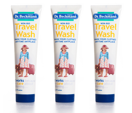 Dr. Beckmann Travel Wash Gel