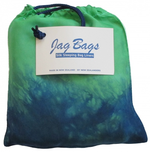 Jag Bag - Extra Wide - Paua