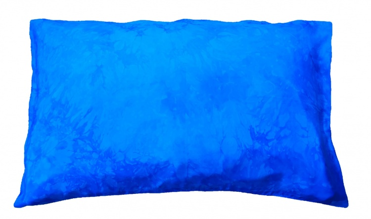 JagBag - Silk Pillowcase - Blue