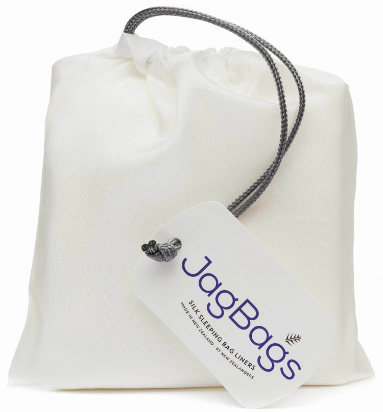 JagBag - Standard - Extra Wide - White